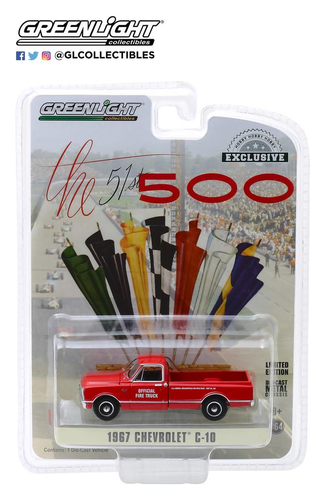 Chevrolet C10 51 edición de Indianapolis