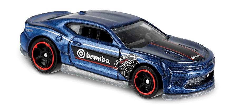Chevrolet Camaro SS -Speed Graphics- (2018) Hot Wheels FYC99 1/64