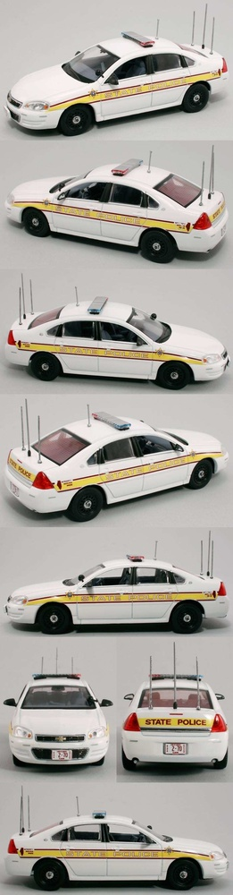 Chevrolet Impala Serie IX