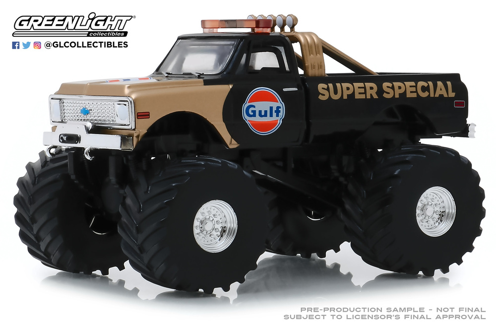 Chevrolet K-10 Monster Truck