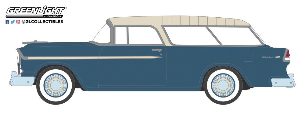 Chevrolet Nomad (1955) Greenlight 29910-A 1/64