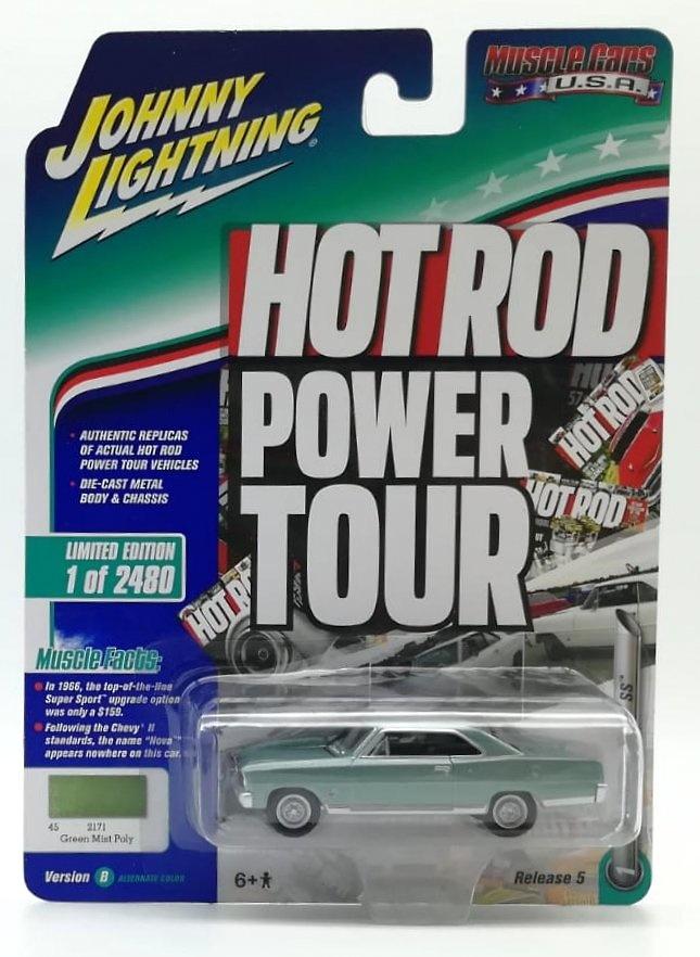 Chevrolet Nova SS (1966) Johnny Lightning JLMC017 1/64