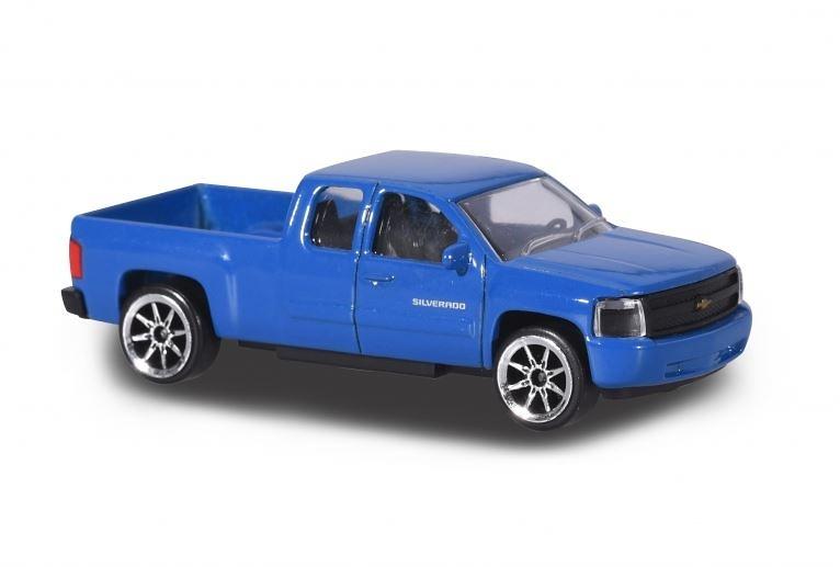 Chevrolet Silverado (2012) Majorette 1/64