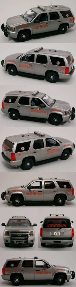 Chevrolet Tahoe PPV GMT900