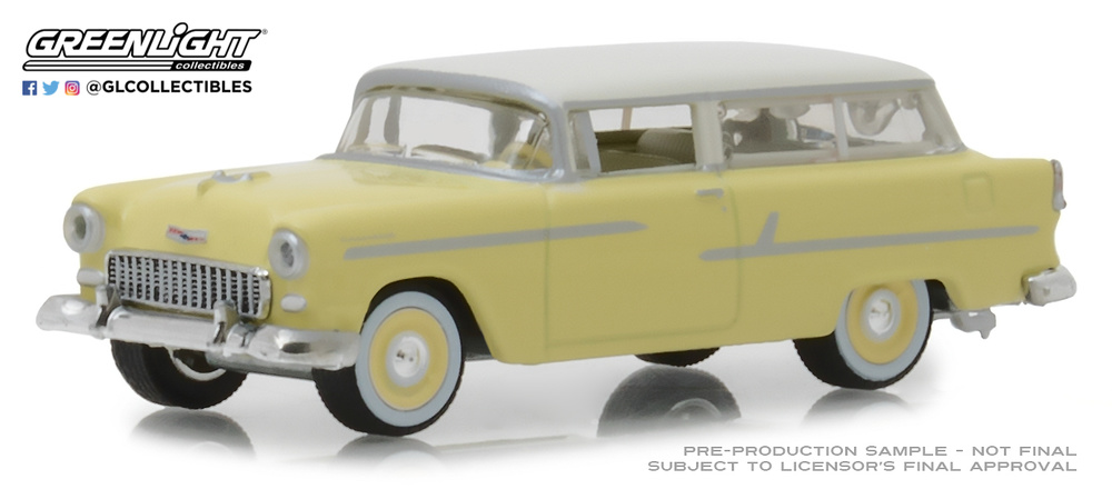 Chevrolet Two Ten Handyman (1955) Greenlight 29930-A 1/64