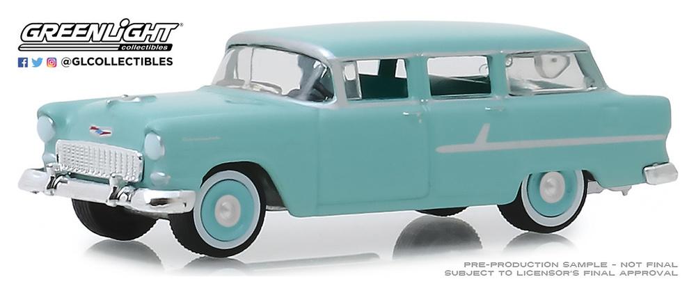 Chevrolet Two-Ten Townsman (1955) Greenlight 29970A 1/64