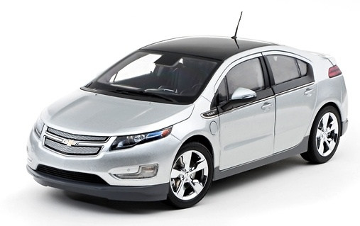 Chevrolet Volt (2012) Kyosho G004 1/18