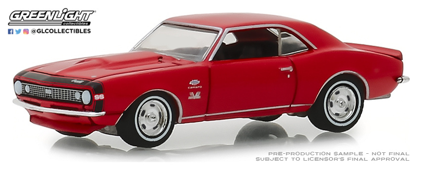 Chevrolet Yenco Camaro (1967) Greenlight 13230A 1/64