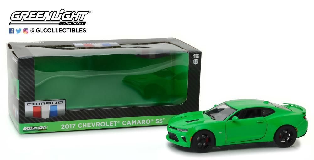 Chevy Camaro SS (2017) Greenlight 18244 1/24