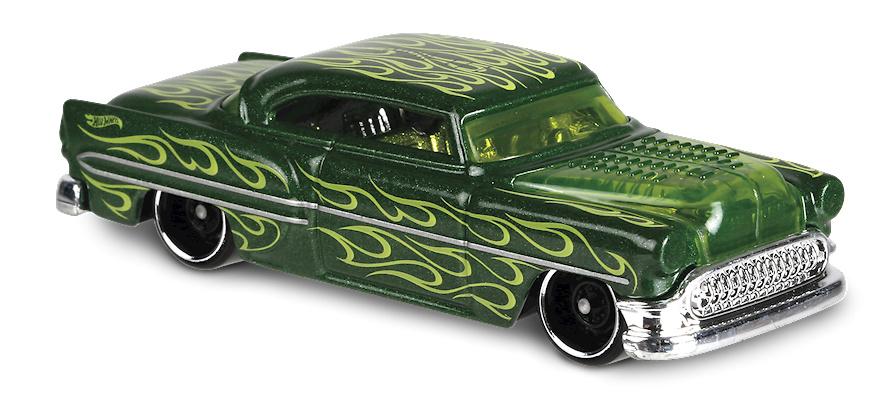 Chevy Custom -Flames- (1953) Hot Wheels FJY63 1/64