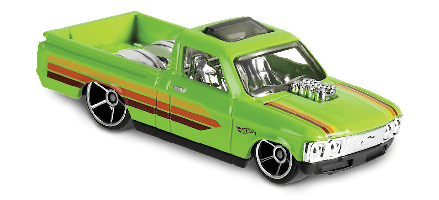 Chevy LUV Custom -Hot Trucks- (1972) Hot Wheels FYC59 1/64