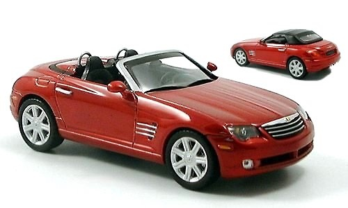 Chrysler Crossfire Roadster (2006) Norev 940005 1/43