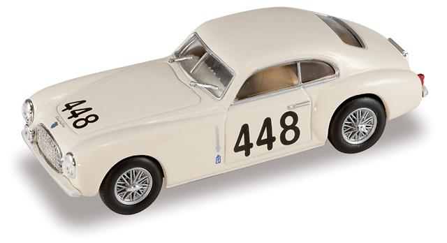 Cisitalia 202 SC Coupé Mille Miglia nº 448 Tattoni - Gialluca (1947) Starline 540049 1/43