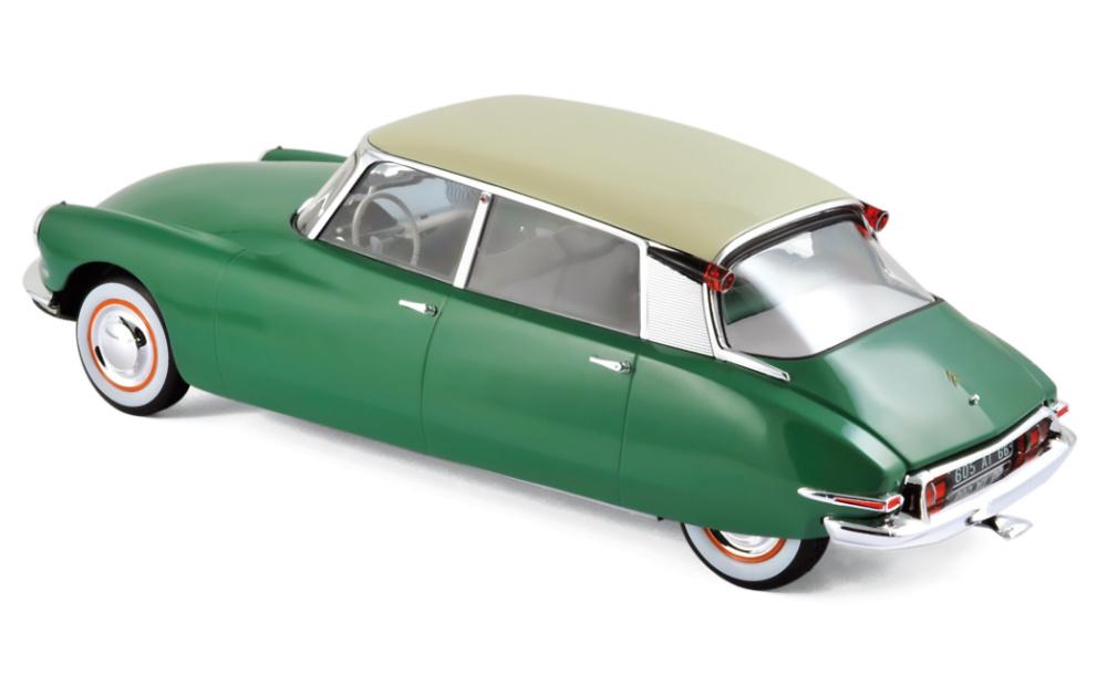 Citroën DS 19 (1956) Norev 181480 1:18