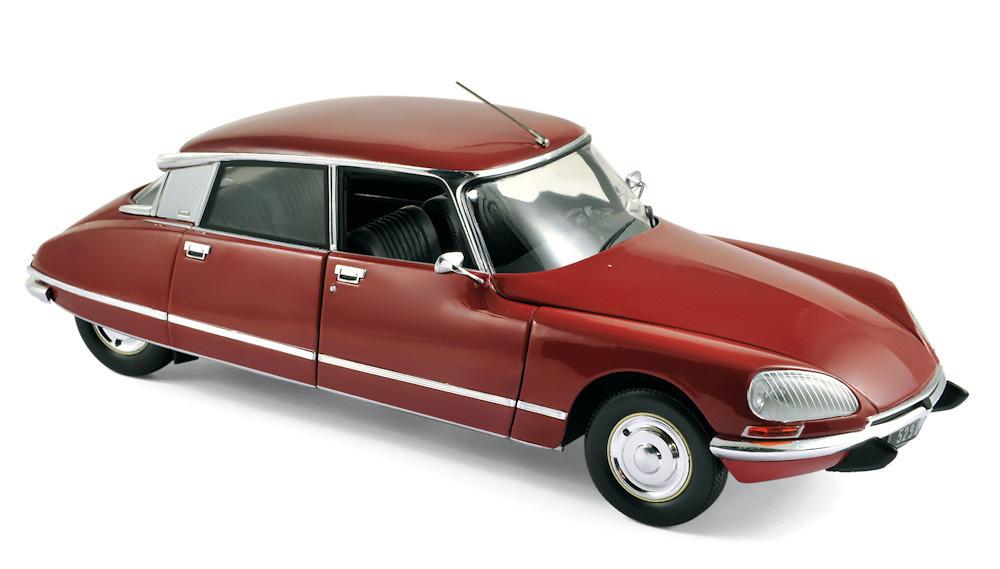 Citroën DS 23 Pallas (1973) Norev 181568 1:18