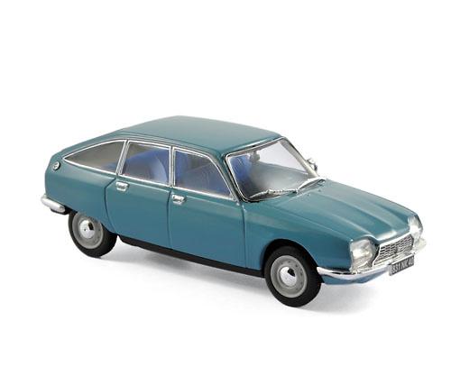Citroën GS (1971) Norev 158217 1:43