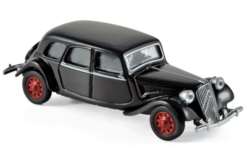 Citroen 15-SIX (1939) Norev 310808 1/64