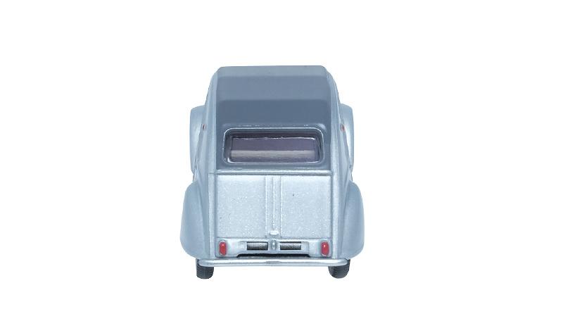 Citroen 2CV (1965) Minialuxe MB105-2SE 1/66