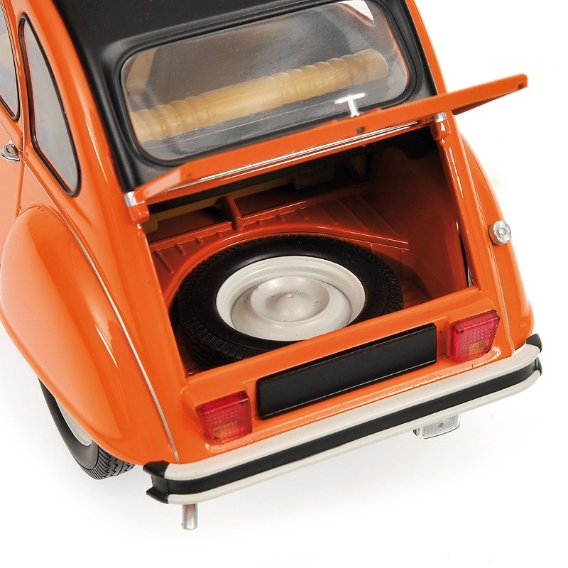 Citroen 2CV (1976) Minichamps 150111504 1:18