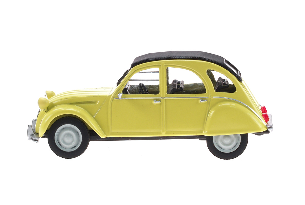 Citroen 2CV (1980) Atlas 1:43