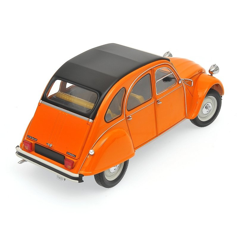 citroen 2cv 1976 minichamps 150111504 1 18. Black Bedroom Furniture Sets. Home Design Ideas