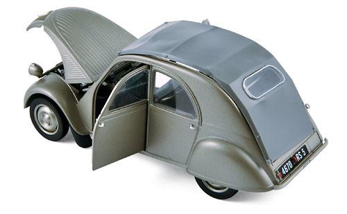 Citroen 2CV A (1950) Norev 181497 1:18