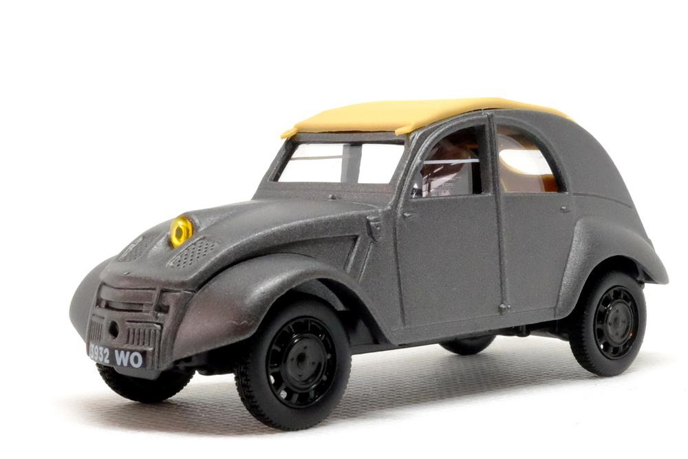 Citroen 2CV Cyclope (1942) Norev-Hachette 405920L 1/43
