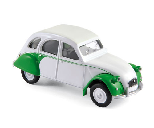 Citroen 2CV Dolly (1986) Norev 1/64 (1/54)