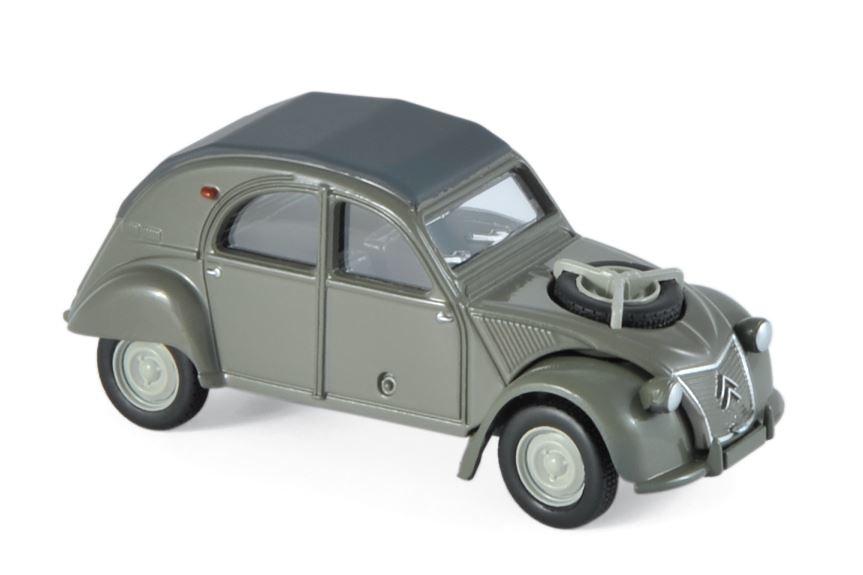 Citroen 2CV Sahara (1960) Norev 310810 1/64