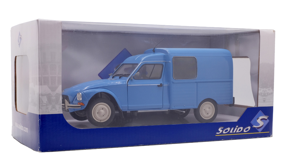 Citroen Acadiane (1984) Solido S1800401 1/18