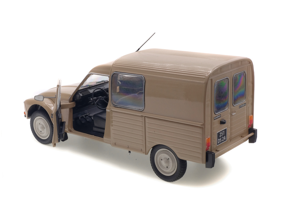 Citroen Acadiane (1984) Solido S1800402 1/18