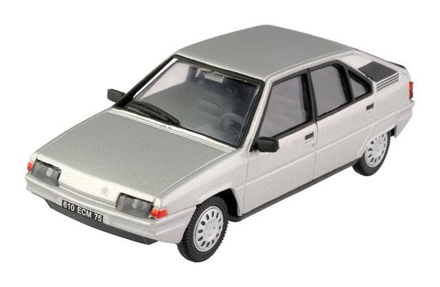 Citroen BX (1982) Norev 1/43