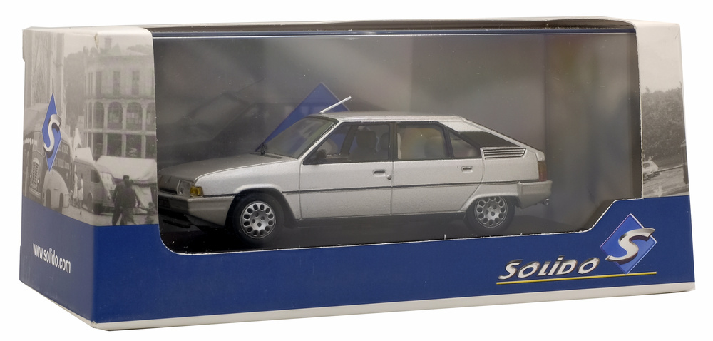 Citroen BX 16 TRS (1982) Solido S4303500 1/43