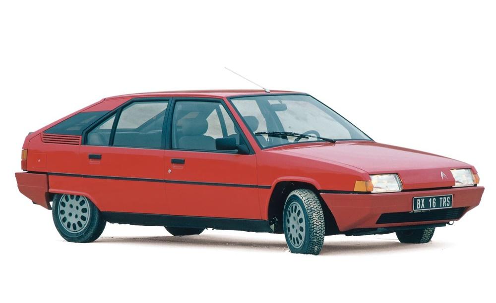 Citroen BX 16 TRS (1983) Norev 181680 1/18