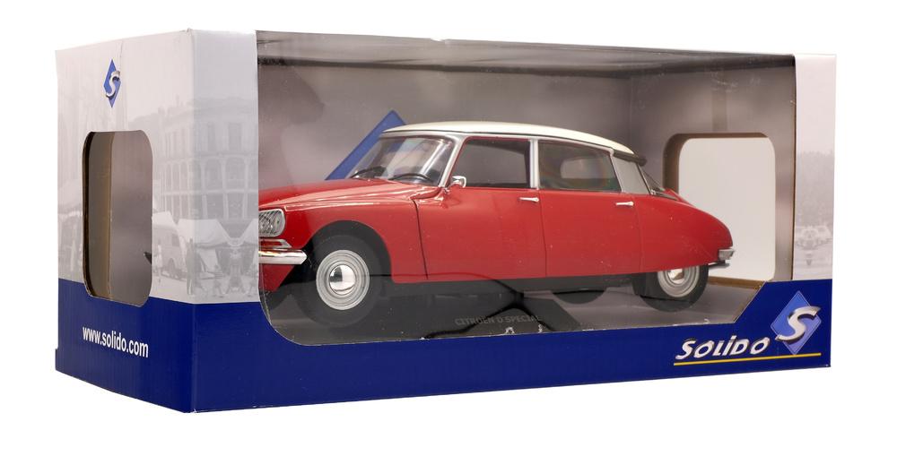 Citroen D Special (1972) Solido S1800702 1/18