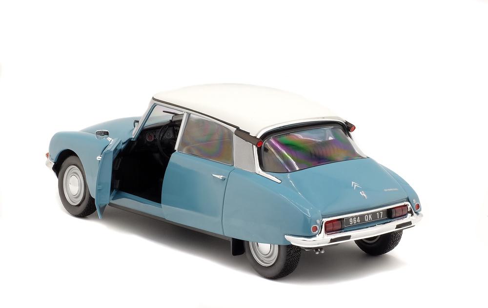 Citroen D Special (1972) Solido S1800701 1/18