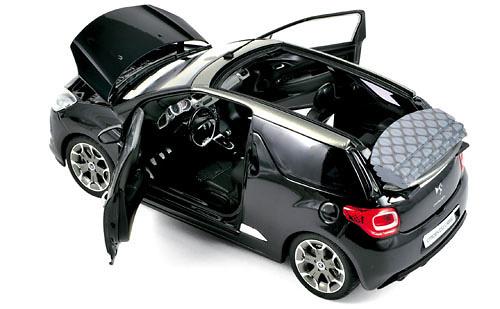 Citroen DS3 Cabrio (2013) 181545 1:18