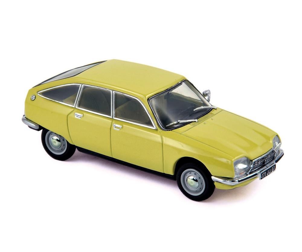 Citroen GS (1970) Norev 158215 1/43