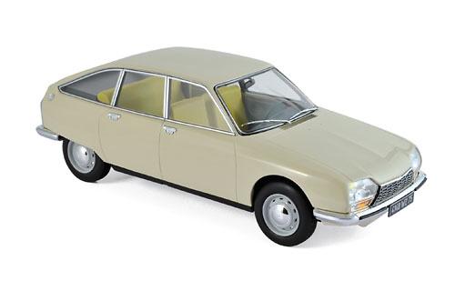 Citroen GS (1971) Norev 181623 1:18