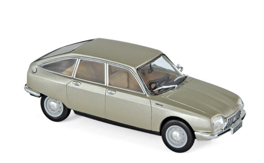 Citroen GS 1200 Club (1973) Norev 158218 1/43