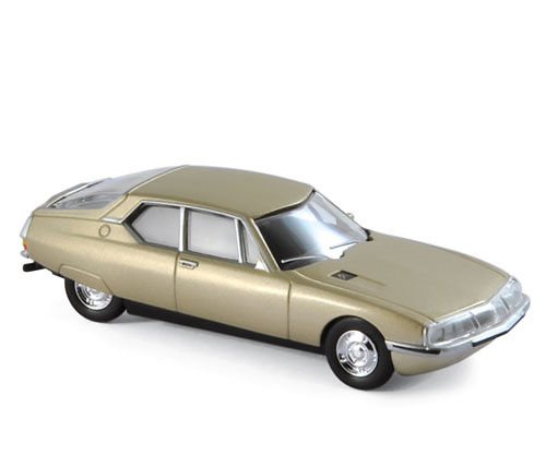 Citroen SM (1970) Norev 310701 1/64