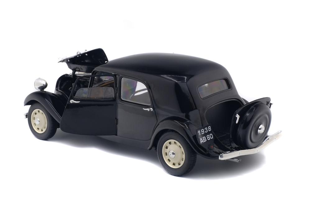 Citroen Traction (1937) Solido S1800903 1/18