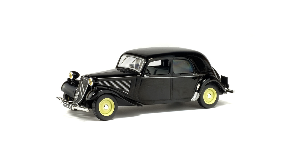Citroen Traction 11 (1950) Solido S4300900 1/43
