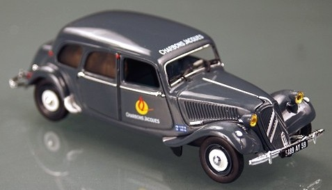 Citroen Traction 11 Comercial (1954) Norev 153047 1/43