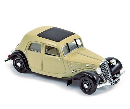 Citroen Traction 7C (1934) Norev 153023 1/43