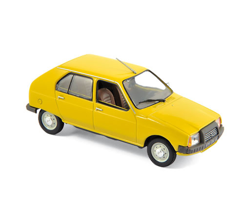Citroen Visa Club (1979) Norev 150940 1:43