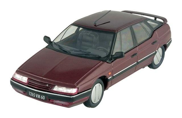 Citroen XM (1990) Norev 159102 1/43