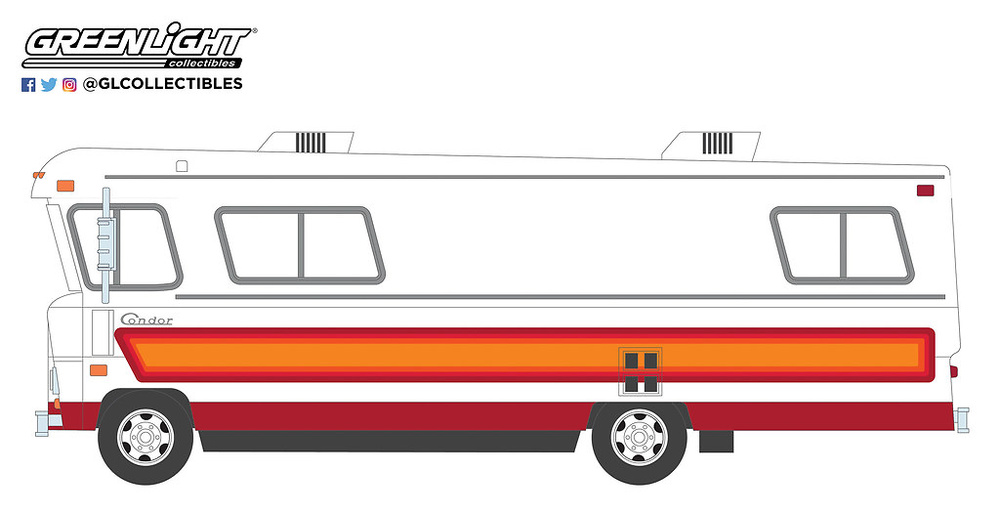 Condor II RV (1972) Greenlight 33130C 1/64
