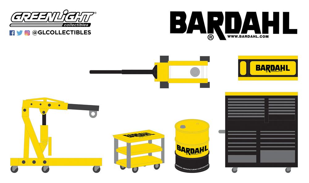 Auto Body Shop Bardahl