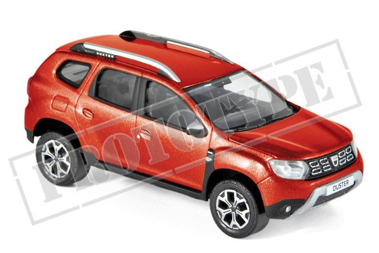 Dacia Duster (2018) Norev 509005 1/43